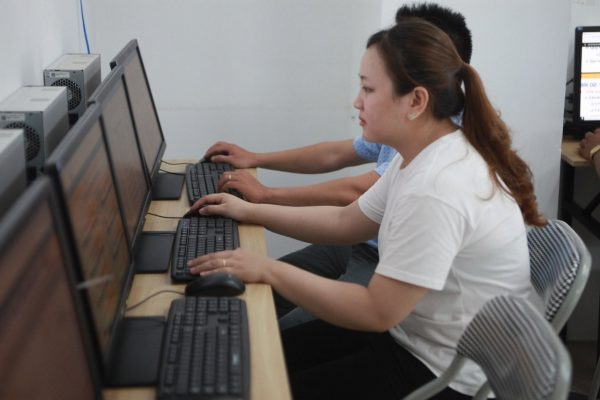 Đào tạo photoshop tại Huế