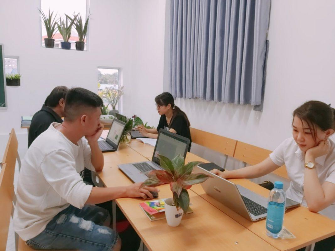 Học tin học tại Hương Sơ Huế